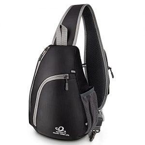 Shoulder Backpacks Bags Crossbody Rope for Hiking