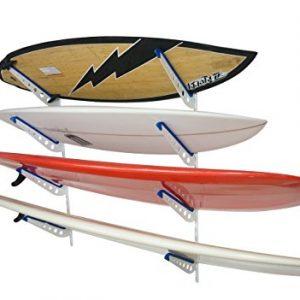 StoreYourBoard Metal Surfboard Storage Rack