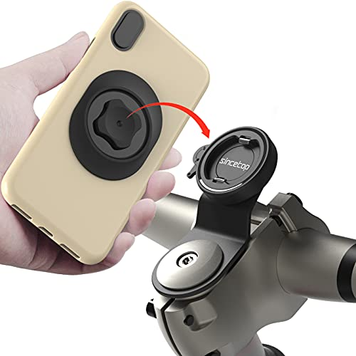 Bicycle Cell Phone Holder GPS Cycling Lock Clip