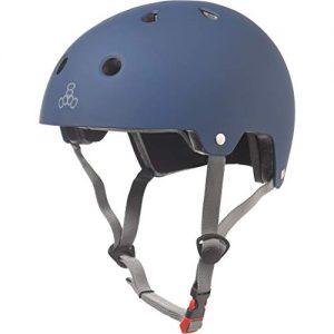 Triple Eight Dual Certified Bike and Skateboard Helmet