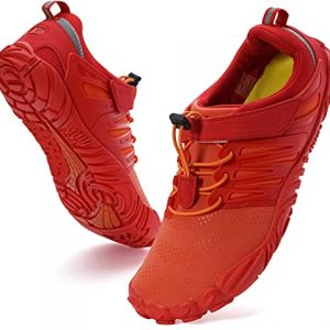 Minimalist Barefoot Shoes Zero Drop Athletic Trail Running 5 Five Fingers