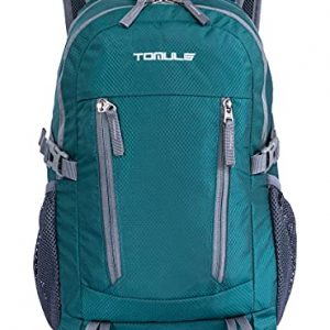 TOMULE 25L Small Hiking Backpack Travel Daypack