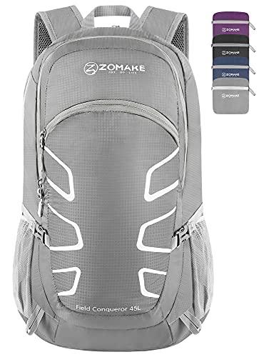 45L Lightweight Hiking Backpack