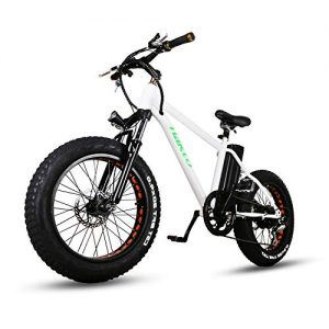 """nakto 20"""" 300W Fat Tire Electric Bicycles"""