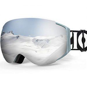 ZIONOR X6 Ski Snowboard Snow Goggles