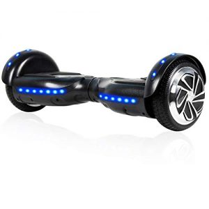 """SISIGAD Hoverboard 6.5"""" Two-Wheel Self Balancing Scooter"""