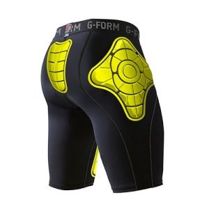 G-Form Youth Pro-T Padded Compression Shorts