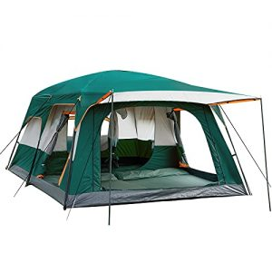 KTT Large Tent 8 Person,Family Cabin Tents