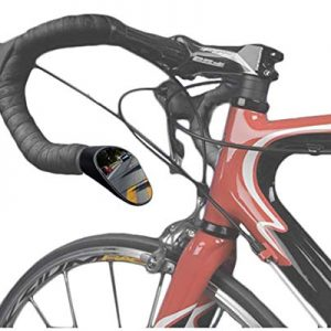 Sprintech Road Drop Bar Rearview Bike Mirror