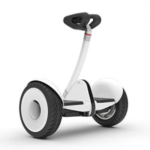 Self-Balancing Electric Scooter with LED light