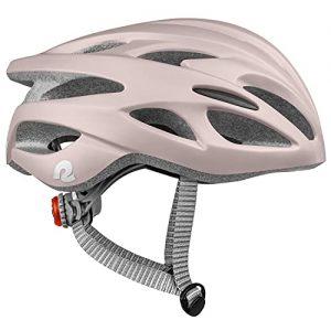 Lightweight Silas Adult Bike Helmet Desert Rose