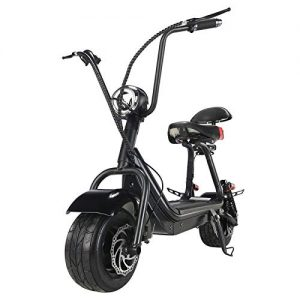 TOXOZERS Fat Tire Scooter for Adults