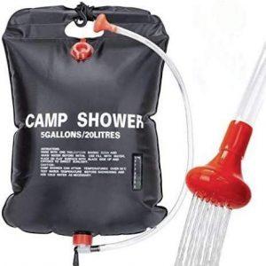 Travel Wash Kit Camping Accessory Set 5 gallon/20L