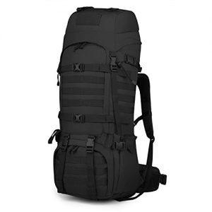 Hiking Internal Frame Backpacks with Rain Cover