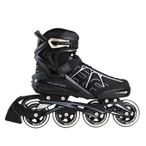 Premium Inline Skate Black Men's Adult Fitness