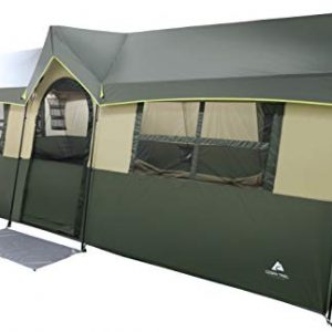 Spacious and Comfortable 12 Person Cabin Tent