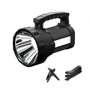 Rechargeable Spotlight 10000mAh Spot Light with USB Power Bank