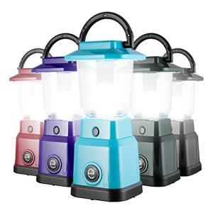 Enbrighten LED Mini Camping Lantern, Battery Powered