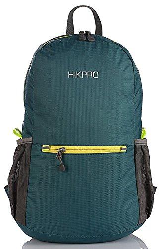 Water Resistant Durable Lightweight Packable Backpack
