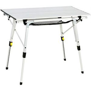 Outdoor Folding Portable Picnic Camping Adjustable Table