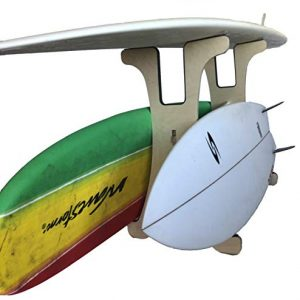 Steve's Rack Shack Portable Surfboard Storage/Shaping Stand