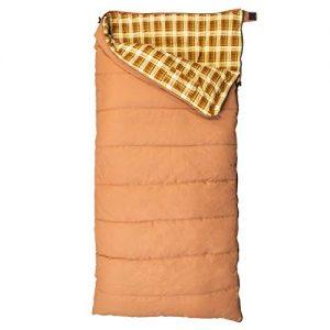 Outdoor Indoor Camping Flannel Cotton Sleeping Bag