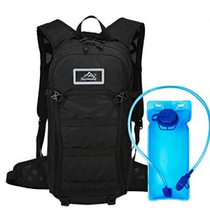 Hydration Pack Backpack Rucksack Breathable Lightweight for Travelling