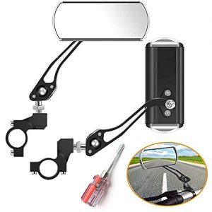 Electric Bike Handlebar Rearview Mirror