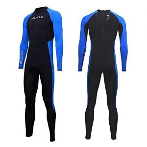 Full Body Dive Wetsuit Sports Skins Rash Guard for Men Women