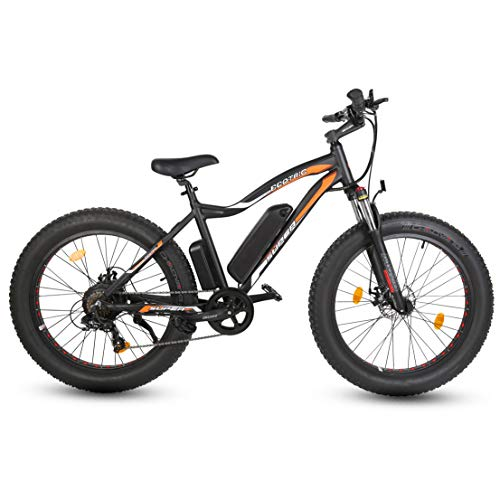 """ECOTRIC 26""""Powerful Fat Tire Electric Bicycle"""