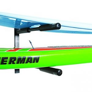 Double Surfboard or Paddleboard Wall Rack Storage