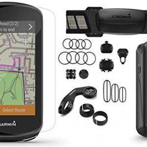 Garmin Edge Plus GPS Cycling Computer Bundle