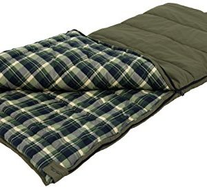 Flannel Sleeping Bag -10 Degree