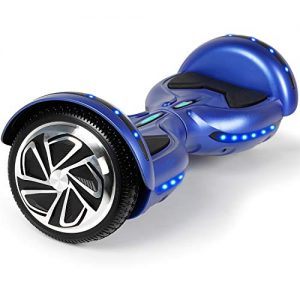 SISIGAD Hoverboard with Bluetooth