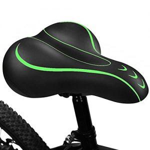 Memory Foam Waterproof Bicycle Saddle