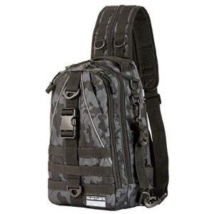 Shoulder Backpack Fishing Tackle Backpack Storage Bag