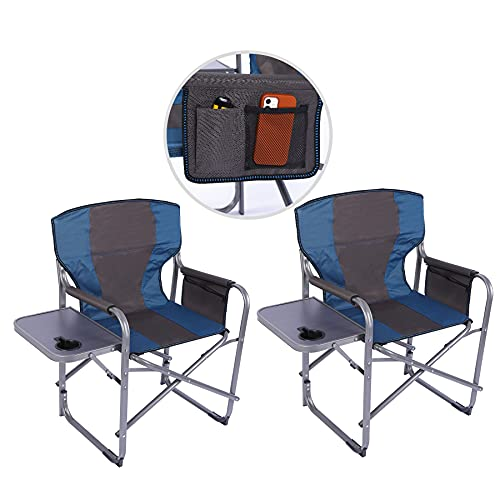 Oversized Camping Chairs Portable for Outdoor