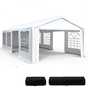 Wedding Party Tent Canopy Shelter with Carry Bags