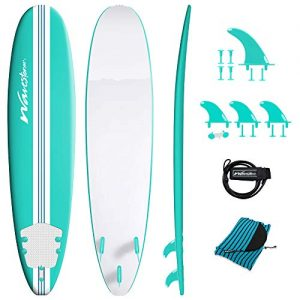 Wavestorm-15th Anniversary Edition Soft Top Foam 8ft Surfboard