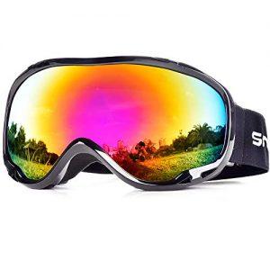 HUBO SPORTS Ski Snow Goggles for Men Women