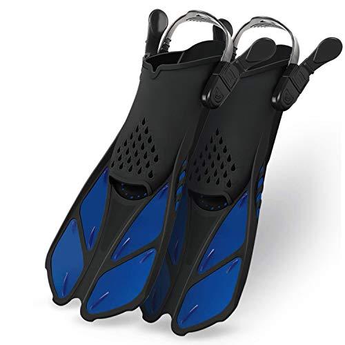 Greatever Snorkel Fins Adjustable Buckles