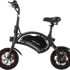 ANCHEER Folding Electric Bike 350W Motor Scooter