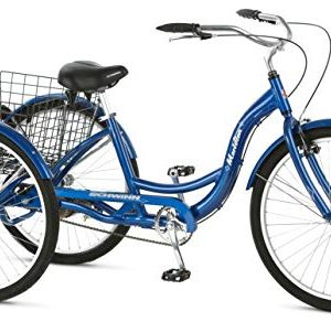 Schwinn Meridian Adult Tricycle with 26-Inch Wheels