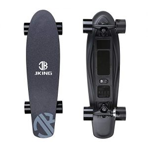 Electric Longboard with Remote Control