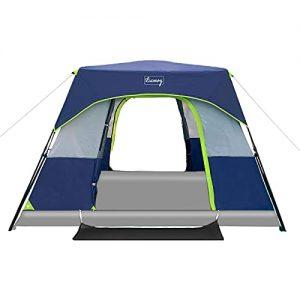 6-Person Instant Tent 60 Seconds