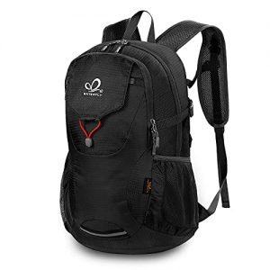 Travel Hiking Backpack 40L with Adjustable Chest Strap
