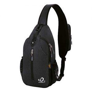 Waterfly Crossbody Sling Backpack