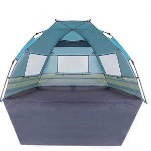 Instant Beach Tent Extra Large Sun Shelter