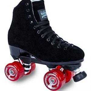 Boardwalk Black Outdoor Roller Skate