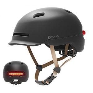 Smart4u Smart Bike Helmet with 3 Types of Alert Lights